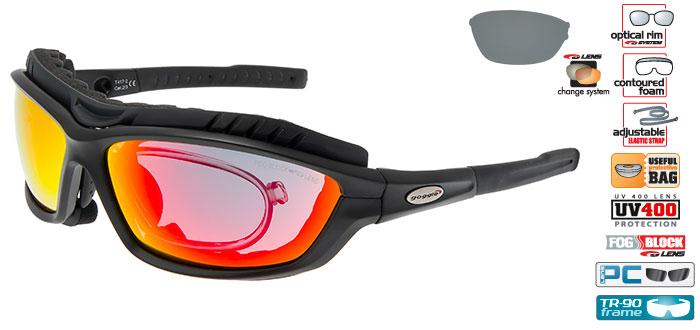 Ochelari sport Goggle T417R (de iarna) [1]