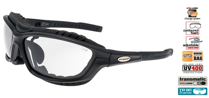 Ochelari sport Goggle T418 (de iarna) [0]