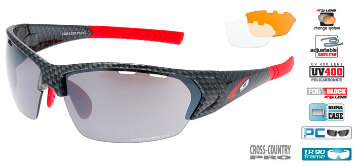 Ochelari sport Goggle T428-5 [0]