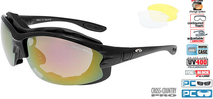 Ochelari sport Goggle T634-2 [0]