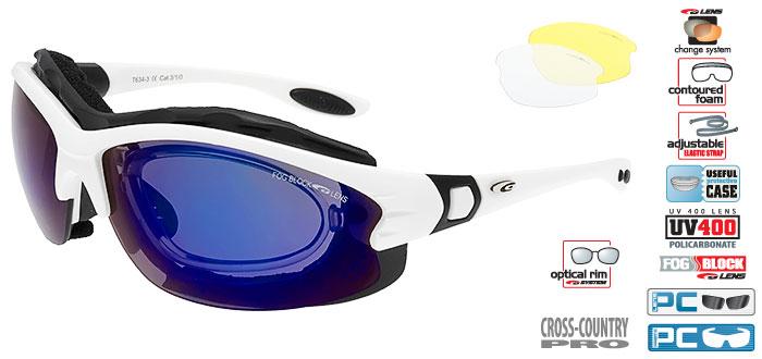 Ochelari sport Goggle T634-3R [0]