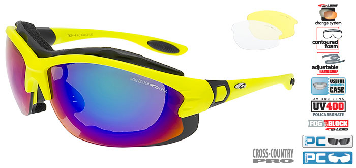 Ochelari sport Goggle T634-4 [0]
