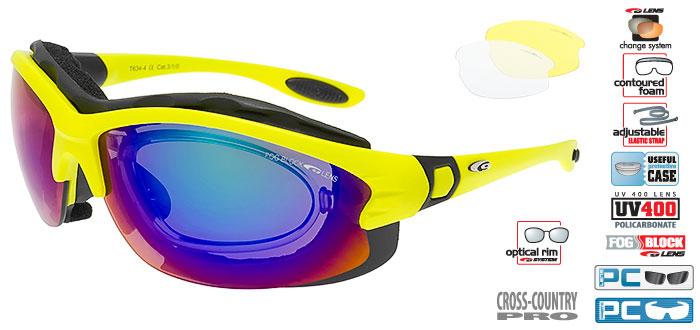 Ochelari sport Goggle T634-4R [0]