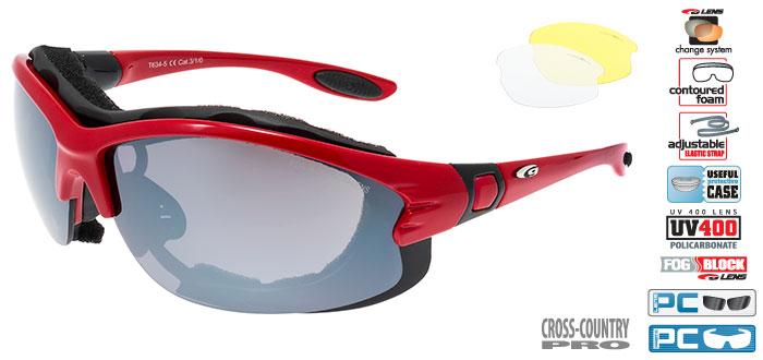 Ochelari sport Goggle T634-5 [0]