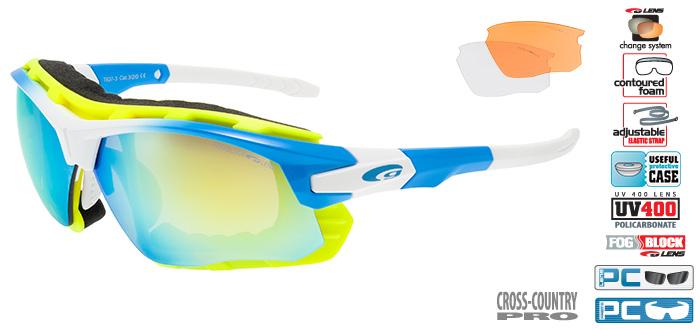 Ochelari sport Goggle T637-3 [0]