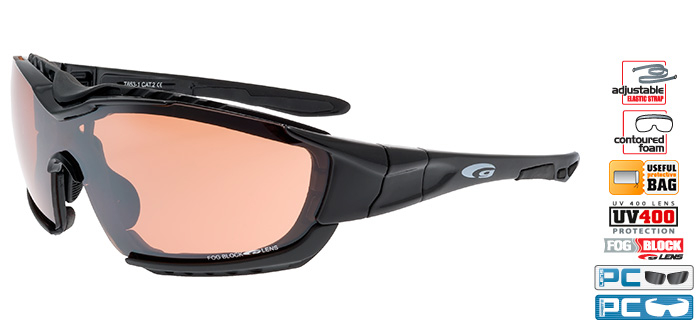 Ochelari sport Goggle T653-1 [0]