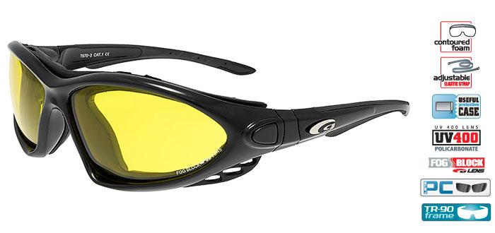 Ochelari sport Goggle T670-3 (de iarna) [0]