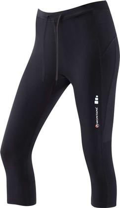Pantaloni colanti Montane Trail Capri lady 0