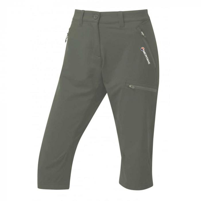 Pantaloni elastici lady Montane Capri Dyno [0]