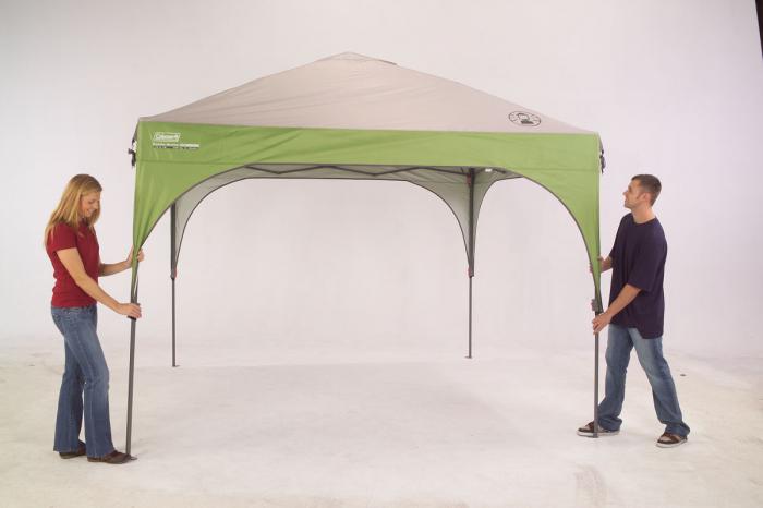 Pavilion Coleman Instant Shelter L [1]