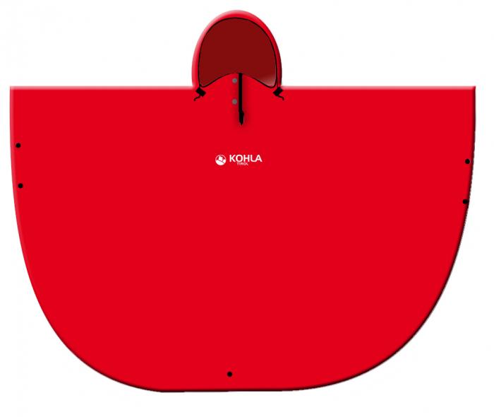 Pelerina ploaie Kohla Regenponcho [0]