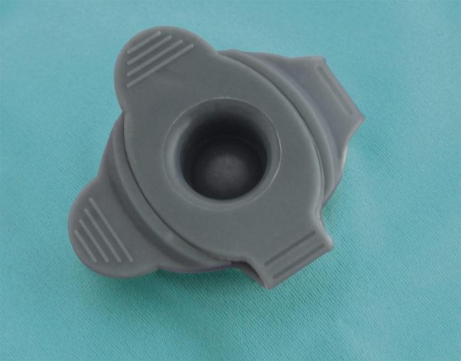 Perna gonflabila pentru calatorie Travelsafe Soft TS0394, 47x31cm, albastru [1]