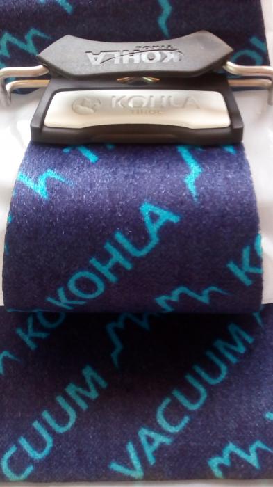 Piele foca Kohla Multifit Mohairmix Vacuum Base Multiclips sistem 1477X-19-13A [0]