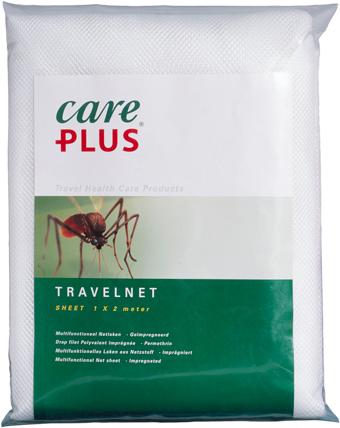 Plasa tantari Care Plus Travel Sheet [0]