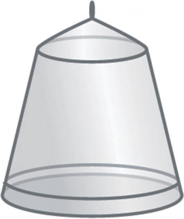 Plasa tantari TravelSafe TS0106, 2 persoane, forma piramida [4]
