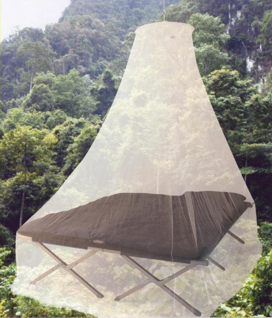 Plasa tantari TravelSafe TS0106, 2 persoane, forma piramida [3]