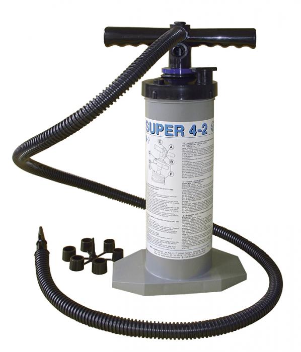 Pompa Gumotex actiune dubla Super 4/2l [0]