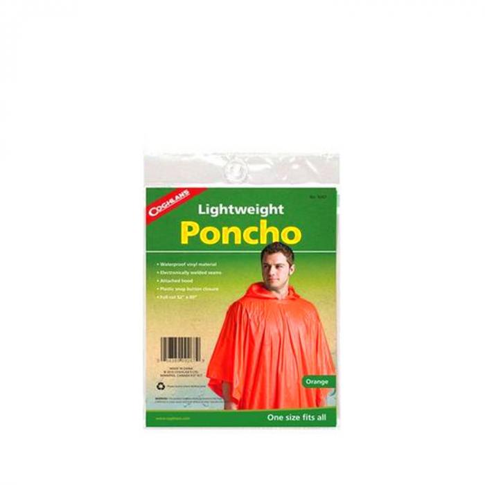 Poncho vinil Coghlans [0]