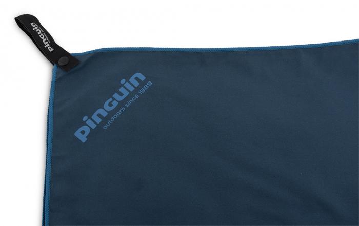 Prosop Pinguin Micro XL 75x150cm, 250g, impachetat ⌀8.5x16cm [1]