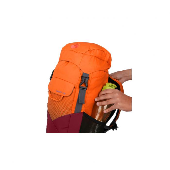 Rucsac copii Kohla Happy 15l 75115, rosu/portocaliu [3]