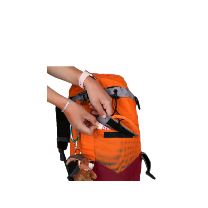 Rucsac copii Kohla Happy 15l 75115, rosu/portocaliu [4]