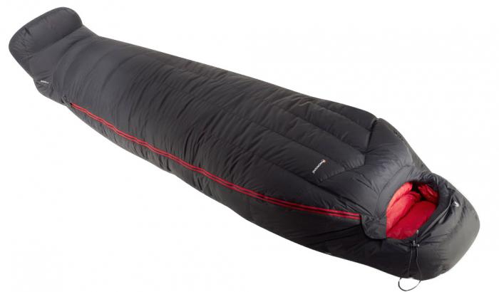 Sac de dormit cu puf Montane Deep Heat (Extrem-42°C) [0]
