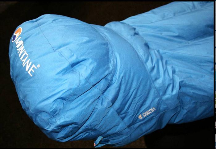Sac de dormit cu puf Montane Minimus (Extrem-18°C) [3]