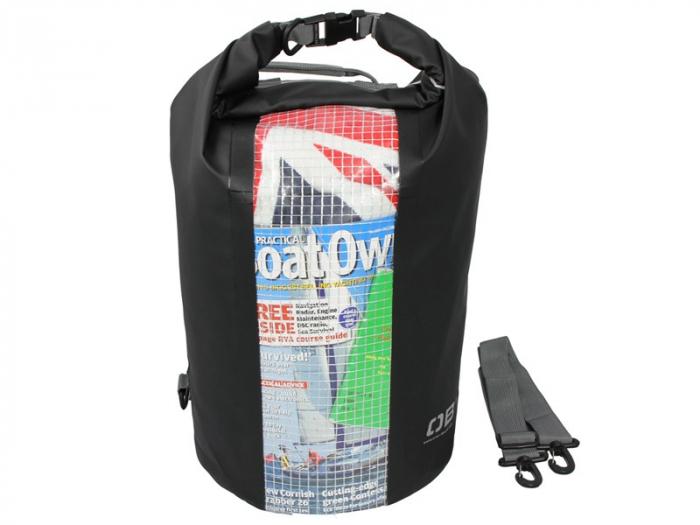 Sac impermeabil cu fereastra Overboard Dry tube 30 l [0]