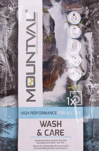 Sampon Mountval Wash&Care [0]