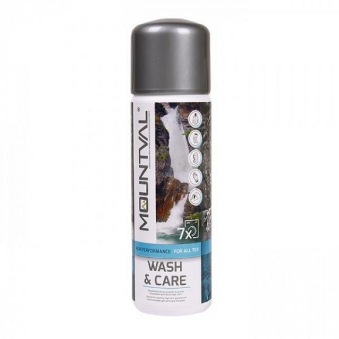 Sampon Mountval Wash&Care All tex [0]