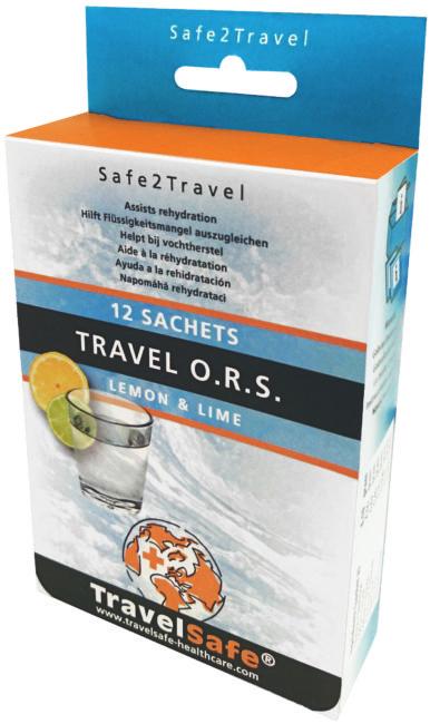 Sare rehidratare Travelsafe O.R.S. TS53 [1]