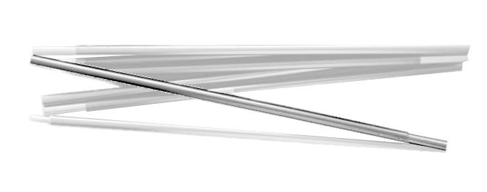 Segment bat cort aluminiu 8.5 Husky [0]