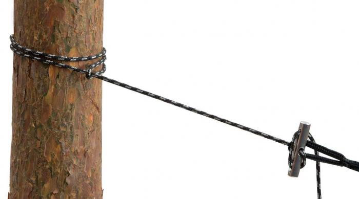 Set prindere hamac Amazonas Microrope [0]