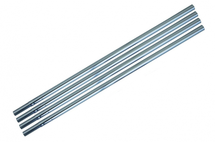Set segment bat cort aluminiu Eurotrail 8.5mm ETSP0601, 9 bucati [0]