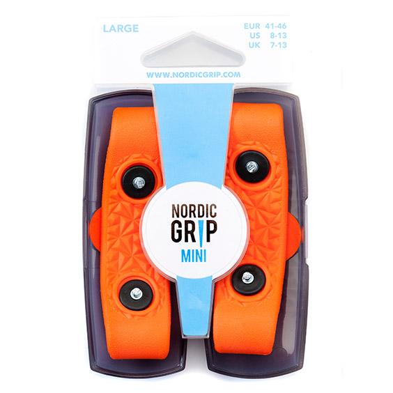 Sistem antialunecare Nordic Grip Mini [6]