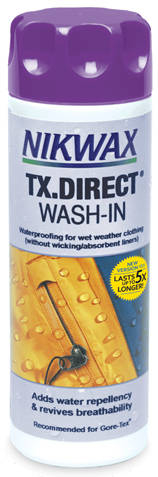 Solutie impermeabilizare Nikwax TX.Direct Wash In 1