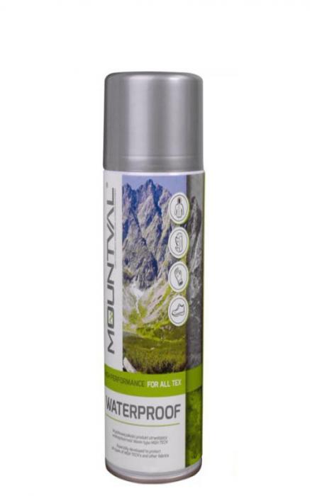 Solutie Mountval Waterproof all tex 400 ml [0]