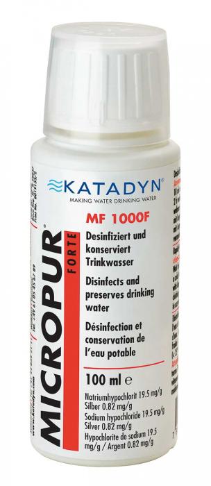 Solutie purificare apa Katadyn Micropur Forte [0]