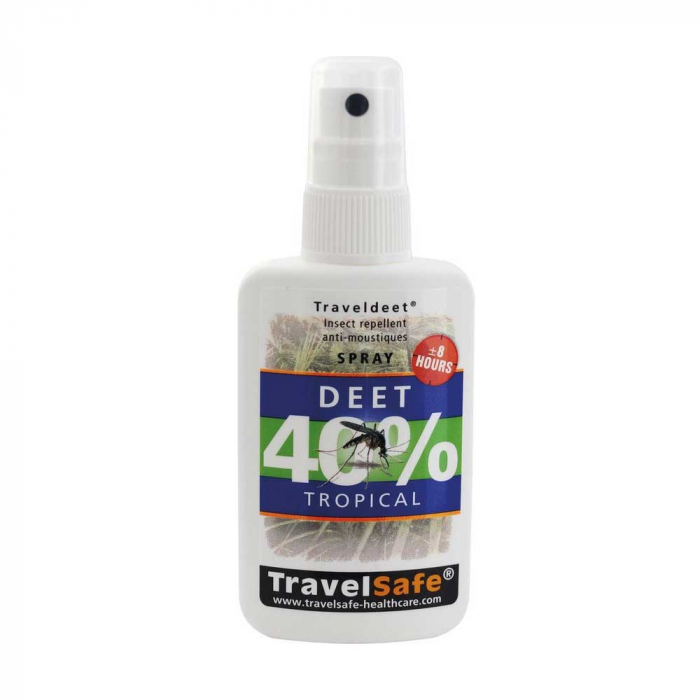 Spray antiinsecte TravelSafe Deet 40% TS0206, 60 ml [0]