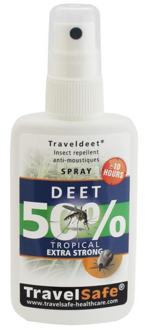 Spray antiinsecte TravelSafe Deet 50% TS0212, 60ml [1]
