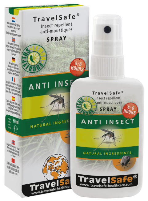 Spray antiinsecte TravelSafe TS0242, 60ml [0]