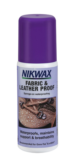 Spray impermeabilizant bocanci Nikwax Fabric & Leather [0]