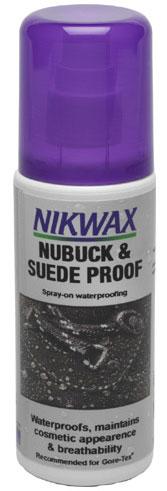 Spray impermeabilizant bocanci Nikwax Nubuk & Suede [0]