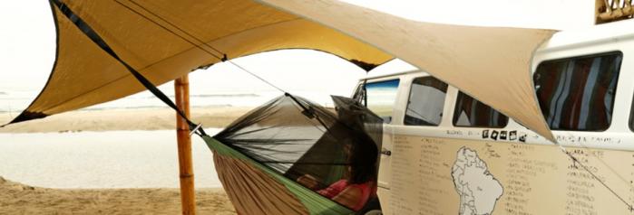 Tenda hamac Amazonas Adventure [2]