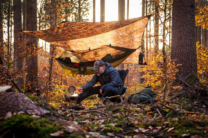Tenda hamac Amazonas Traveller forest Explorer [7]
