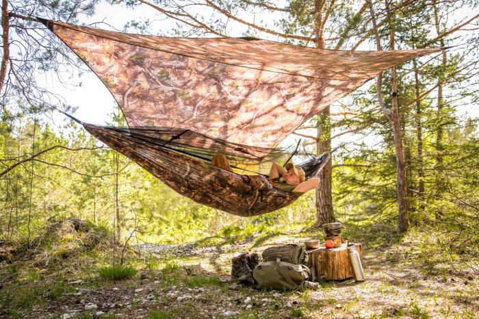 Tenda hamac Amazonas Traveller forest Explorer [5]