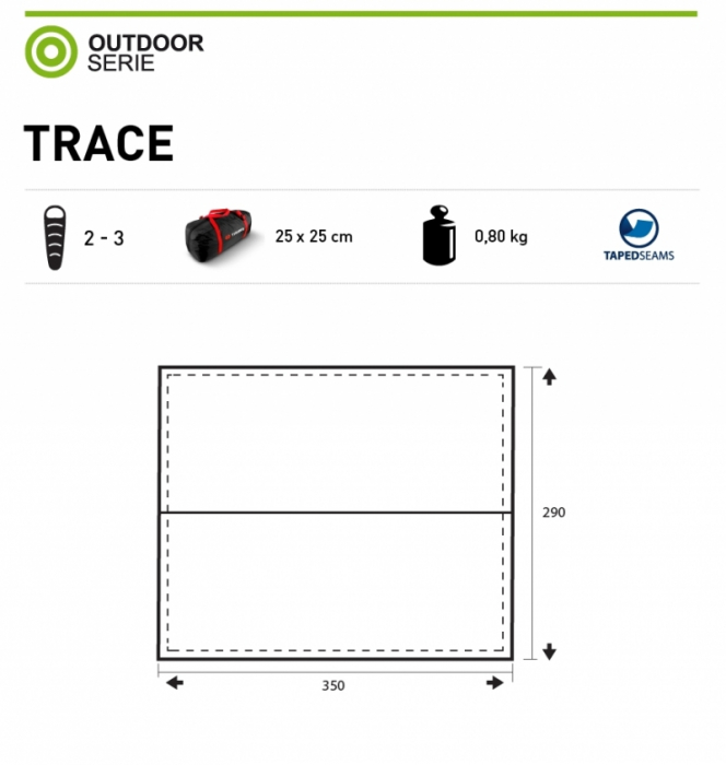 Tenda Trimm Trace [1]