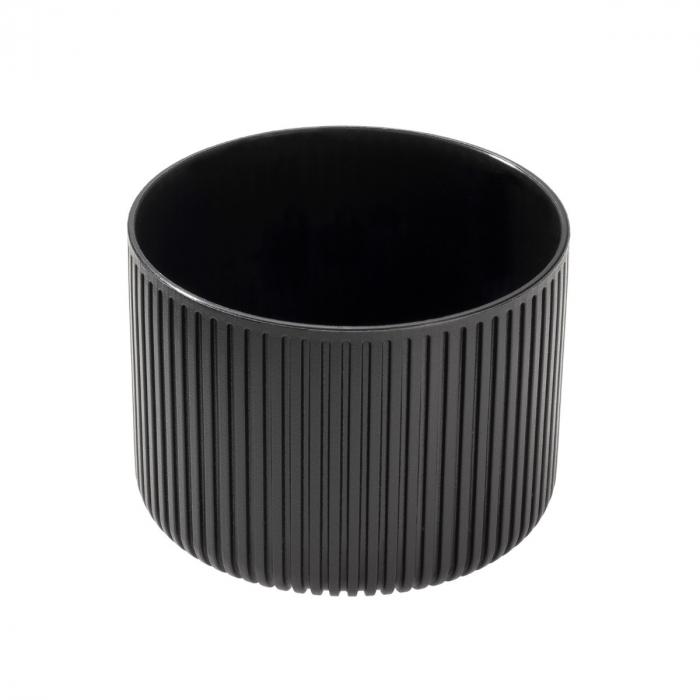 Termos cu manson silicon Esbit Sculptor 1000 ml black VF1000SC-SL-BK [1]