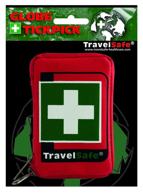 Trusa pentru indepartarea capuselor TravelSafe Globe Tickpicker TS0522 [2]