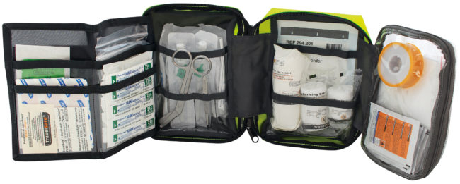 Trusa prim ajutor TravelSafe Globe emergency TS0515 [3]